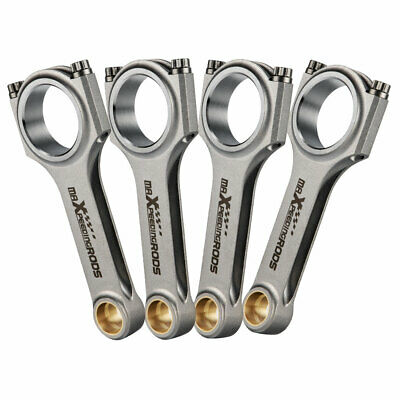 AU355 • Buy Forged Connecting Rod Rods Kit For Toyota 2.2L MR2 Celica 5SFE 138mm H-shaft