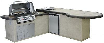 $7799 • Buy Bull  -  Supreme Q - Outdoor Island Kitchen , #31065 WE WILL BEAT ANY PRICE