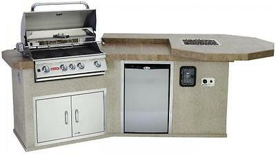 Bull  -  Western Q - Outdoor Island Kitchen, #31069 WE WILL BEAT ANY PRICE • 6,799$