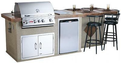 $6524 • Buy Bull Culinary Q Outdoor Island Kitchen 31045 WE WILL BEAT ANY PRICE
