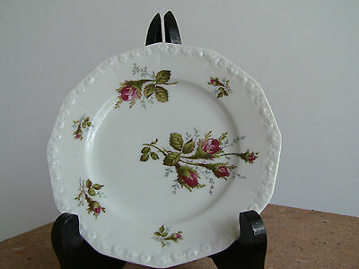 £43.15 • Buy Rosenthal Moss Rose Maria White Bread And Butter Plates 6  / Set Of 6