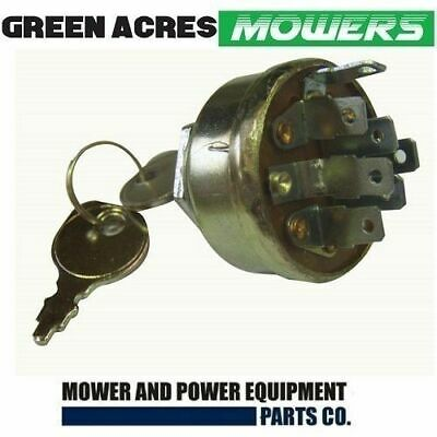 AU37.80 • Buy Ride On Mower Ignition Switch Fits Selected Husqvarna And Murray 532 14 03 01