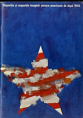 $79.95 • Buy 1969 Andy WARHOL/Jasper JOHNS/Roy LICHTENSTEIN/POLLOCK Rare ROMANIAN Art Catalog