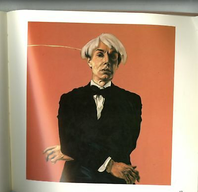 $59.95 • Buy Michael LEVENTIS -Francis Bacon Andy Warhol Solomon Gallery Exhibition Catalogue