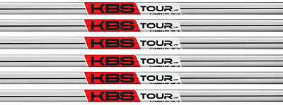 AU316.40 • Buy KBS Tour C-Taper Lite 105 5-PW Regular Flex Iron Shafts .355 Master Distributor