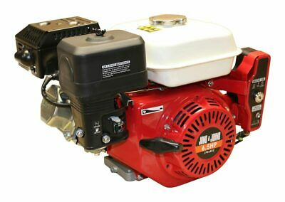 AU220 • Buy 6.5HP Electric Start Stationary Petrol Engine 6.5HP Motor For Price Of 5.5HP