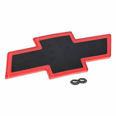 $57.59 • Buy OEM NEW Front Grille Bowtie Emblem Black W/Red 91-99 Chevrolet S10 15635564