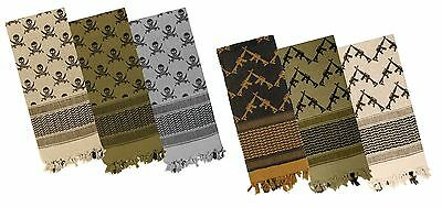 $11.99 • Buy Lightweight Military Shemagh Tactical Desert Scarves Headwear Cotton Wrap Scarf