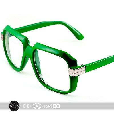 SPECIAL OLD SCHOOL mod optical frame HIP-HOP man woman VINTAGE Glasses neutral KISS
