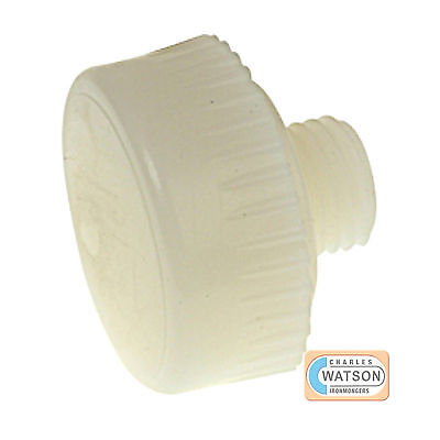 £6.29 • Buy THOR Replacement Nylon Face Hammer Head Cap 25mm 32mm 38mm 44mm 50mm 63mm