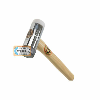 Thor 712R Nylon Soft Faced Hammer For Glazing Windows - 650g Mallet - 38mm Face • 16.04£