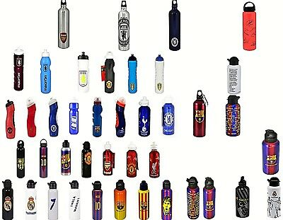 £7.95 • Buy  Football Club Kit Hiking Camping Cycling Sports Drinks Hydration Water Bottle