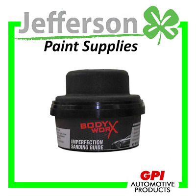 AU38.56 • Buy Body Worx By Gpi Automotive Imperfection Sanding Guide Coat