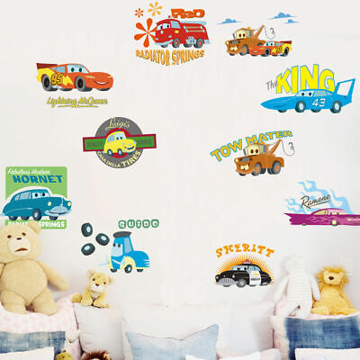 Boys Cars Wall Stickers Compare Prices On Dealsan Com