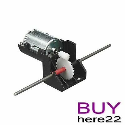 £8.99 • Buy Electric Motor With Worm Drive Gearbox Hobby Modelling Model Education Brand New