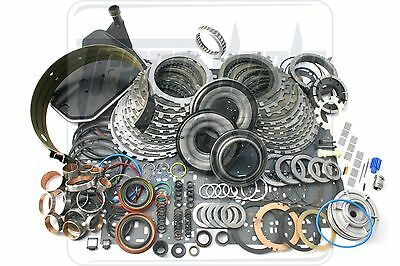 AU488.20 • Buy 4L60E Transmission Deluxe Overhaul Rebuild Kit 97-03 Level 2 W/ Pump Kit, Servo