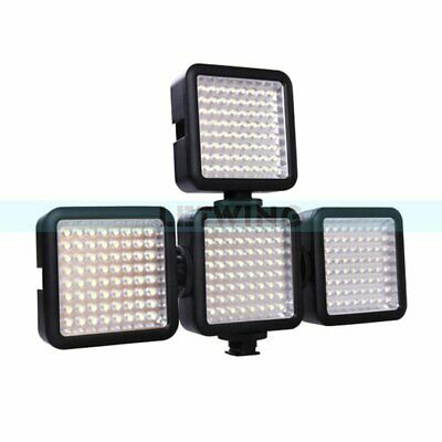 Godox LED 64 Video Lamp Light For Digital Camera Camcorder DV Canon Nikon Sony • 14.24£