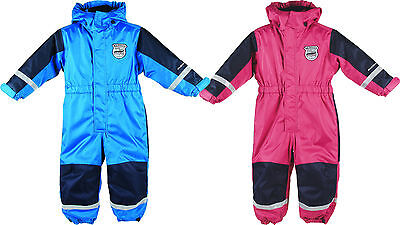 £35 • Buy Five Seasons Baby Girls Stormy One Piece Ski Snow Cold Suit