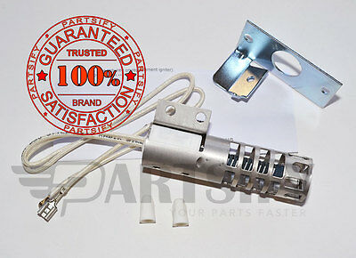 $ CDN86.17 • Buy New! WB2X9154 Gas Range Oven Stove Ignitor Ignter Fits GE Hotpoint Roper