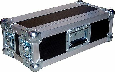 AU261.27 • Buy 4U 2 Door 19  Rack Mount Mic Receiver Swan Flight Case (Hex)