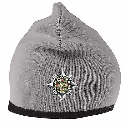 Royal Dragoon Guards Beanie Hat With Embroidered Logo • 11.95£