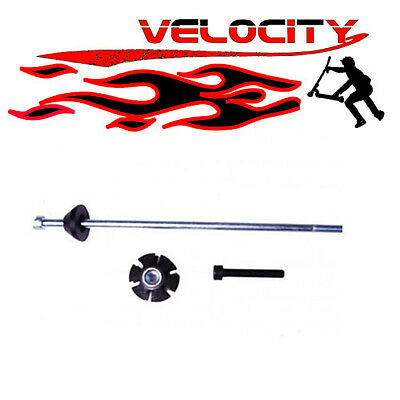 Velocity Stunt Scooter Bmx Bar Star Nut Starnut Ics Kit Compression Bolt Scs  • 7.99£