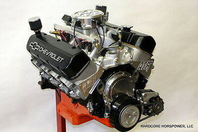 496ci Big Block Chevy Pro-Street Engine EFI 600hp+ Built-To-Order Dyno Tuned • 12,064.99$
