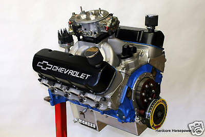 454ci Big Block Chevy Pro-Street Engine 500hp+ Built-To-Order Dyno Tuned • 8,787.50$