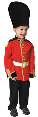 £22.62 • Buy Royal Guard Child Costume British Officer Soldier Military Halloween