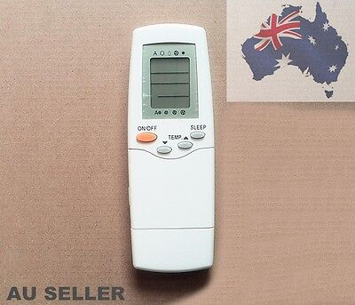 AU19.99 • Buy Replacement Carrier Air Conditioner Remote Control RFL-0301 RFL-0601