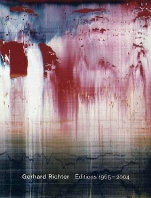 $158.88 • Buy Gerhard Richter:  Editions 1965-2004 - Excellent Condition - Great Artist!!