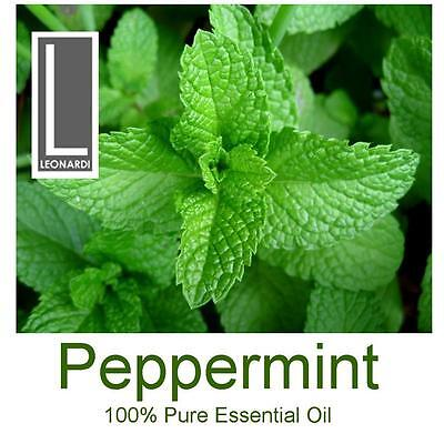 AU11.95 • Buy PEPPERMINT 100% PURE ESSENTIAL OIL Organic 100ml