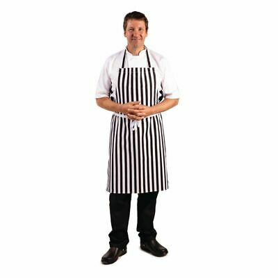 £12.35 • Buy Whites Chefs Clothing Unisex Professional Apron In White Size 970x720mm