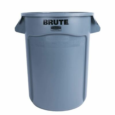 £68.39 • Buy Rubbermaid Brute Utility Container With Built In Handles Made Of Plastic - 121L