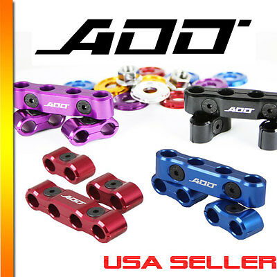 $512.08 • Buy ADD W1  Spark Plug Wire Separators - RED COLOR