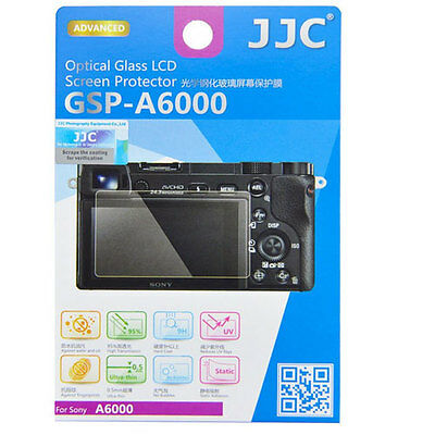 $ CDN12.54 • Buy GSP-A6000 Optical GLASS LCD Screen Protector Film F Sony A6000 A5000 A6300 A5100