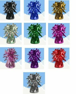 £5.99 • Buy WHOLESALE PRICE Helium Balloon Foil Weights Wedding Birthday Christening Party