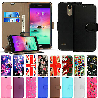 Luxury Flip Leather Wallet Stand Magnetic Phone Case Cover For LG K8 K10 G5 G6  • 1.99£