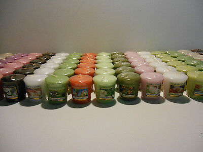 Yankee Candle Scented Votives ~ Lots Of 6 ~ You Pick Your Favorite! • 11.43£