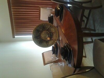 $500 • Buy Beautiful Dining Room Table And Chairs Set
