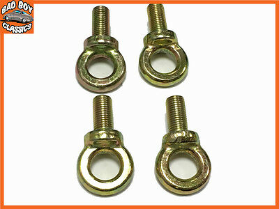 Seat Belt Harness Racing Eye Bolt Fia Approved X4  • 5.91£