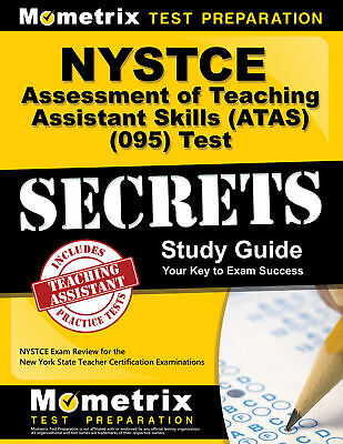 £31.94 • Buy NYSTCE Assessment Of Teaching Assistant Skills (ATAS) (095) Test Secrets