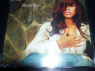 AU10.19 • Buy Rihanna SOS Australian CD Single – Like New