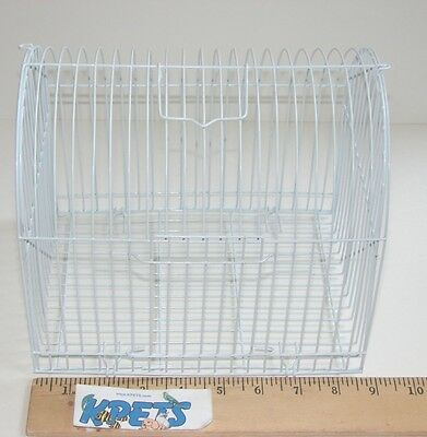 $75 • Buy Economy Small Bird Carrier /Cage (case Of 30 Cages) - Rounded Top- Bird Carrier