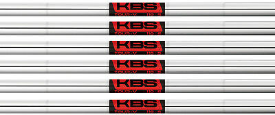AU231.41 • Buy KBS Tour-V 110 Iron Shafts 5-PW - Stiff Flex - .355 Taper - Master Distributor