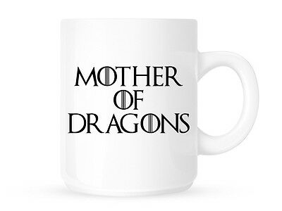 £7.99 • Buy MOTHER OF DRAGONS - Game Of Thrones Inspired - Tea/Coffee Mug/Cup - FREE POST