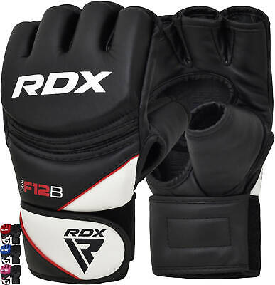 $ CDN42.99 • Buy RDX MMA Gloves Grappling Muay Thai Punching Training Martial Arts Sparring CA