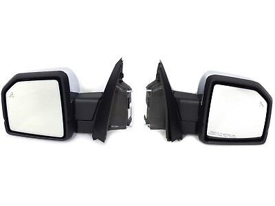 $888.88 • Buy 2015 2016 Ford F-150 Right Left Side View Mirrors With Power Fold Blind Spot OEM