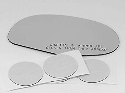 $21.95 • Buy Fits 03-04 Fd Mustang SVT Cobra, Right Pass Convex Mirror Glass Lens W/ Adhesive