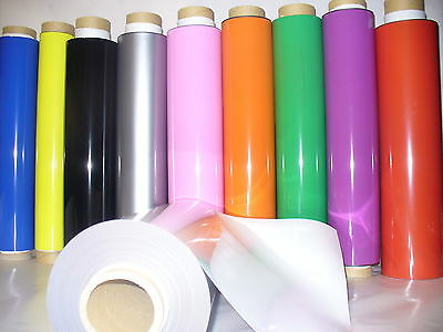£5.49 • Buy A4 Size To 15m Rolls Of Flexible Magnetic Sheeting Many Sizes Colours & Sheets